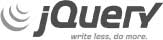 jquery, write less, do more